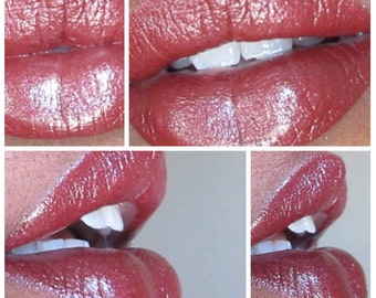 HotSpot cream lipstick(red shimmer butter cream cupcake scented)