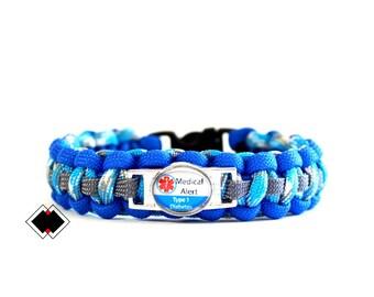 Diabetes Bracelet Etsy