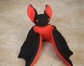 Bat Plushie - You Pick Colors