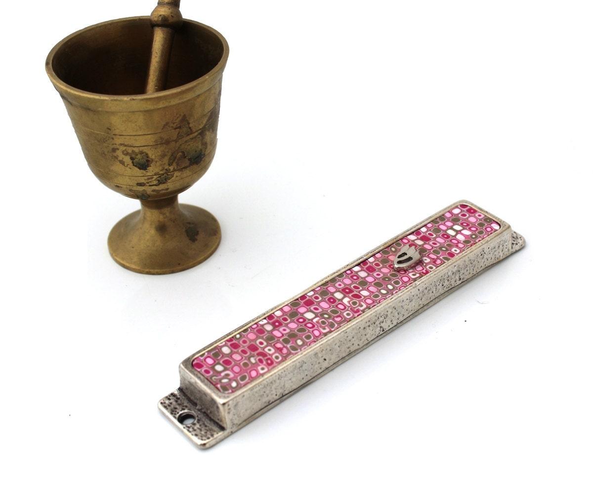 Jewish Wedding Gift: Passover Gift Mezuzah Judaica Gift Jewish Wedding Gift