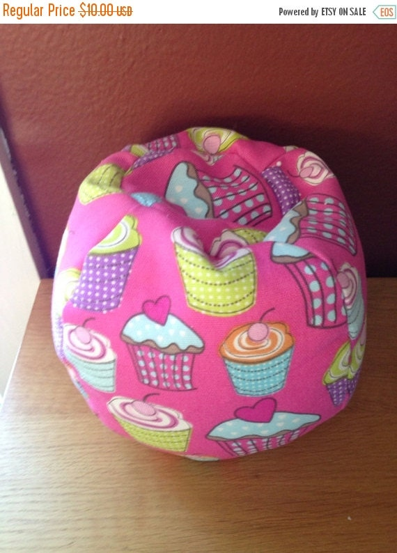 march madness sale yummy pink cupcake bean bag by sheekyviolets. Black Bedroom Furniture Sets. Home Design Ideas