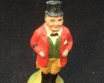 Vintage Miniature Mr. Pickwick
