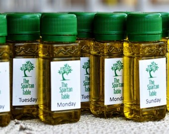 Beneficial oil, Your Personal Extra Virgin Olive Oil, Pregnancy oil, Polyphenols, Food value, Long distance love, Get well gift, 21 pack