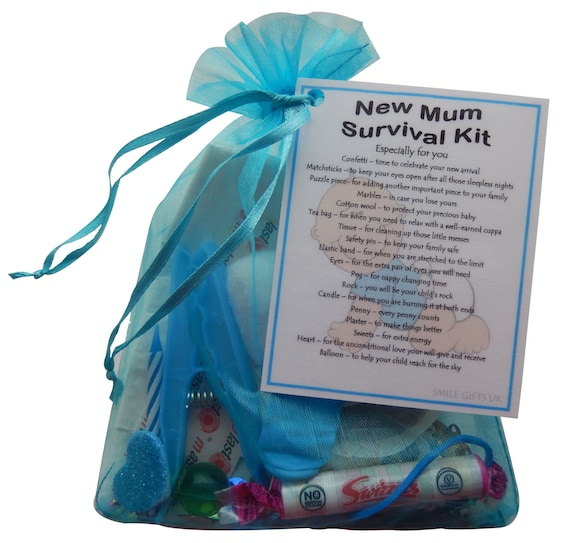 Free Baby Gifts For New Mums Uk : New mum survival kit a sweet gift for to be by