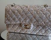 Chanel Bag Strass Service featuring Swarovski Crystal, Chanel Handbag, Chanel, Strass Service, Shoe Strass Service,