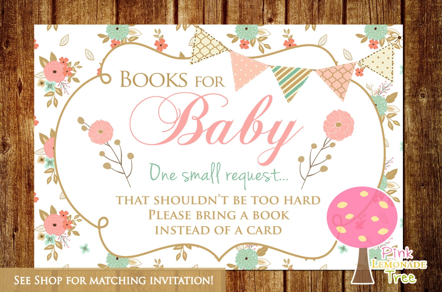 Exceptional In Lieu Of A Card Bring A Book Baby Shower Part - 6: ?zoom