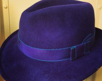 Felt Trilby Hat - Made to Measure