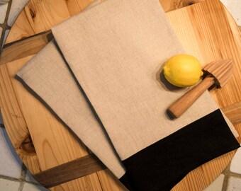 Linen Tea Towel - Set of 2