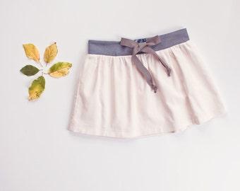 Girls skirt pattern - Boronia Skirt - baby, toddler, child sizes PDF sewing pattern