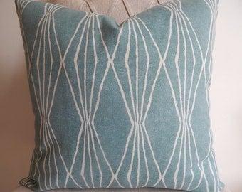 Robert Allen designer pillow cover,accent pillow,decorative pillow,throw pillow, same fabric front and back.
