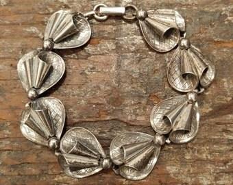 Danecraft Mid Century Sterling Silver Bracelet