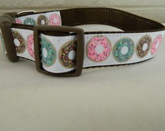 Donut Sparkle Dog Collar