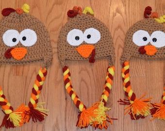 adult male turkey hat, adult turkey hat,man turkey hat, man turkey beanie, adult turkey beanie, turkey trot hat