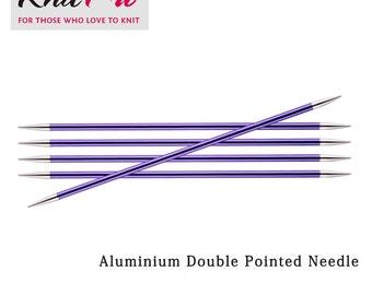 Knitpro Zing 20 cm Double Pointed Needle