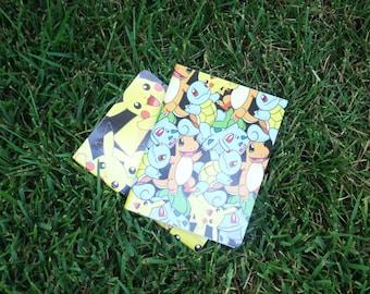 Pokemon inspired journal