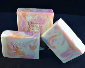 Camille, Total Seduction, Handmade Artisan Luxury Soap
