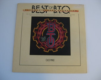 Bachman-Turner Overdrive - BTO - Best Of BTO - Circa 1975