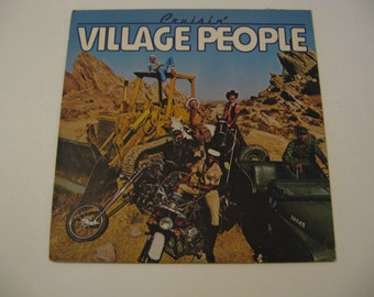 Village People - Crusin - YMCA - Circa 1978