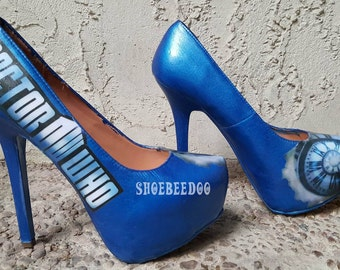The doctor heels