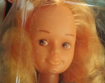 1980s Margie Dolls Collectible Plastic Dolls in Original Packs Set of 3 Rare Imco Fashion Dolls.