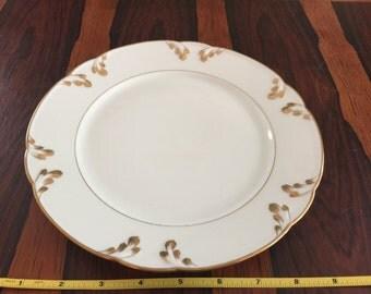 Antique Paris Porcelain Plate