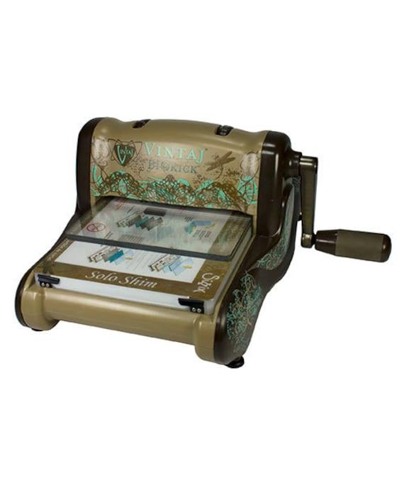 vintaj embossing machine