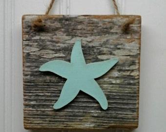 Starfish Decor, Starfish Sign, Beach Decor, Beach Sign, Beach House Decor, Marine Life Decor, Patrick Star Decor, Patrick Star Sign