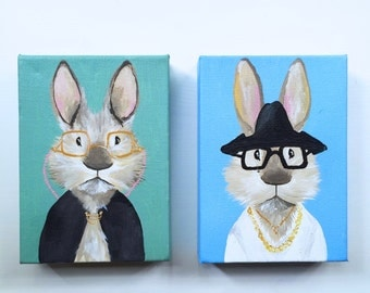 Gangsta Bunny