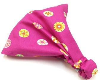 Headband scarf