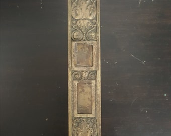 Norwalk Keyed Mortise Lock Antique 530927