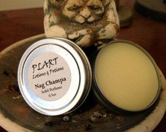 Nag Champa Solid Perfume