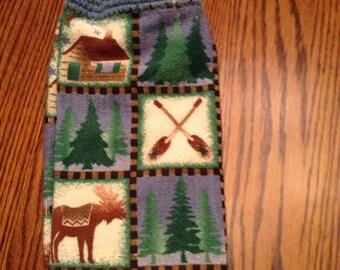Crochet top towel #31