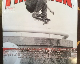 Vintage Thrasher Magazine May 2000 Reese Forbes Cover Issue 232 NM-