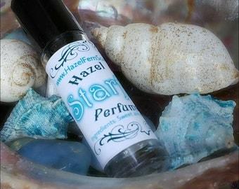 Mermaid Perfume Oil - Sea Salt Perfume - Victorian Perfume - Beach Perfume - Ocean Mist Perfume - Thunderstorm Perfume - Starfina Perfume