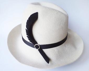 Vintage Hat of the Soviet era, 1970s USSR
