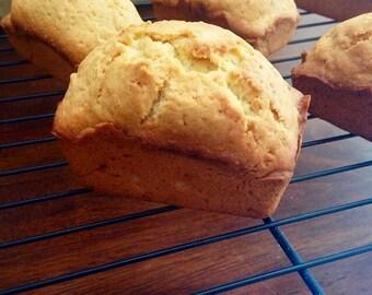 Mini Lemon Pound Cakes