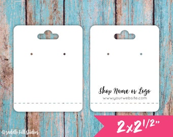 """Earring Cards 