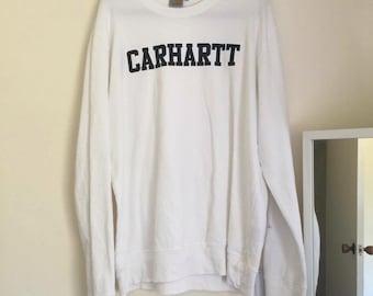 Carhartt sweater / 1 black 1 white