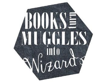 Muggles Decal