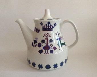 Figgjo Flint Menu Tea/Coffee Pot