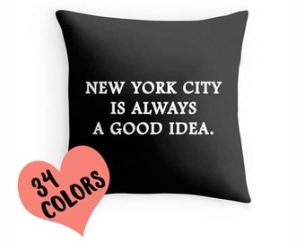 New York City, New York City Print, NYC Print, NYC Quote, Motivational Print, Inspirational Quote, Life Quote
