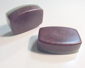 Rustic Woods and Rum Handmade Soap for Men - 6 oz Soap Bar - Hay, Woods, Rum & Tobacco