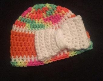 Beautiful Bow Hat