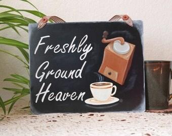 Coffee decor kitchen; Coffee kitchen sign; Kitchen wall sign; Coffee decor; Kitchen decor; Kitchen wall decor; Coffee wall sign; Coffee
