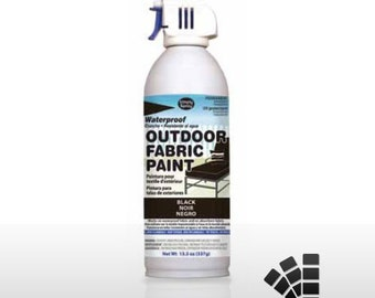 Waterproof Fabric Spray Paint  for outdoor use