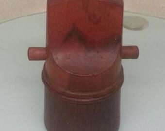 Dansk design short Pepper Mill