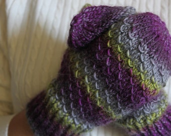 Womens mittens, knit mittens, winter mittens, wool mittens, winter gloves
