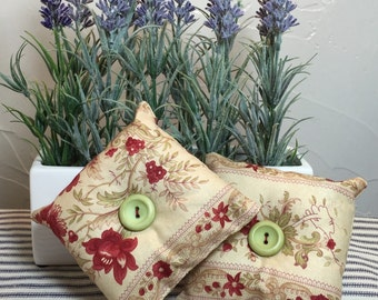 Victorian, Country Lavender Sachets