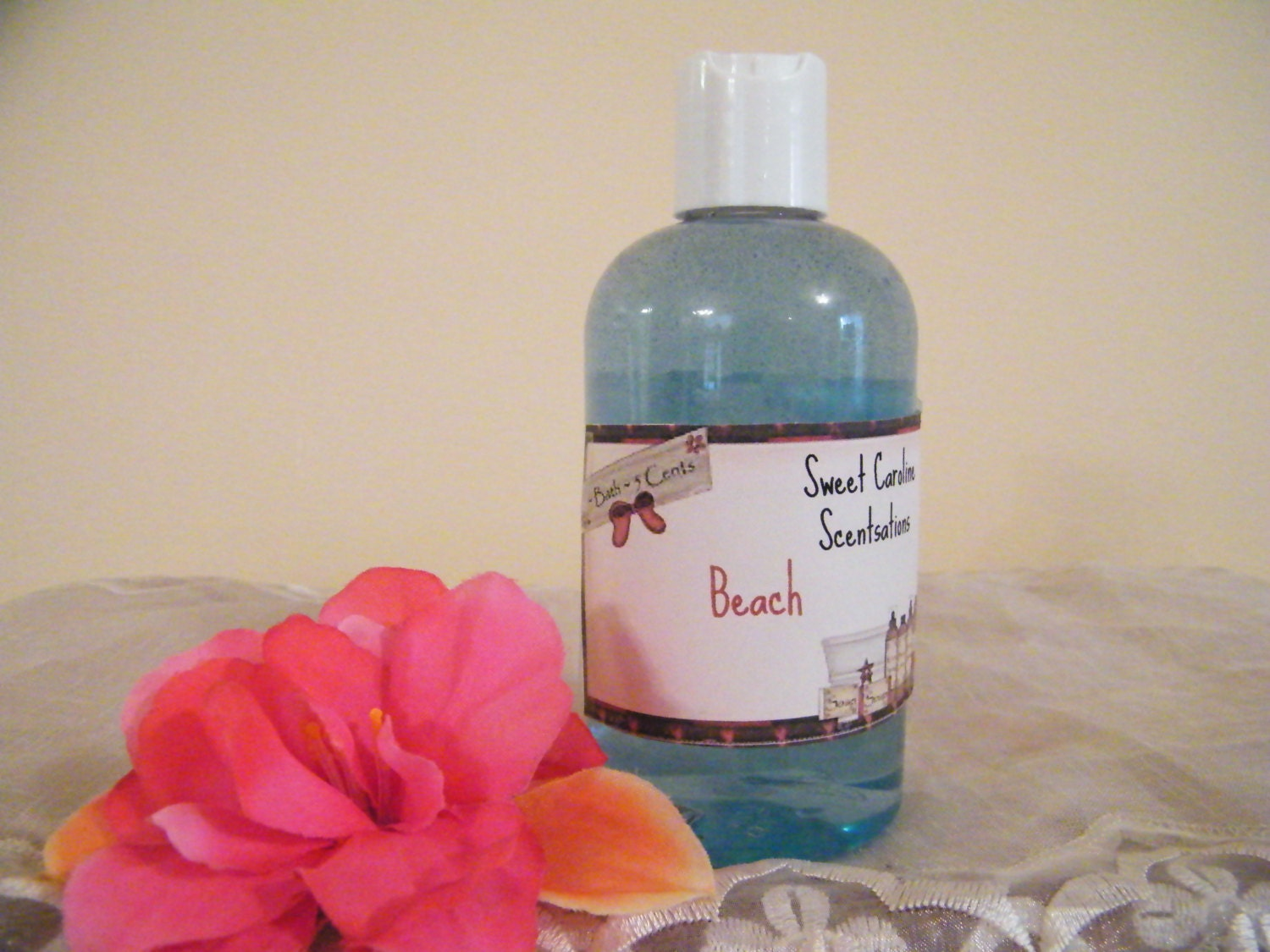 bobbi brown beach scented bath gel shower gel scented body