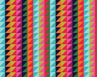 Wrap It Up - Triangle Stripe - Makower UK - Andover (TP-1611-1)